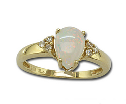 Opal is the Perfect Fall Birthstone