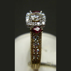A Ring for a Ruby Loving Lady
