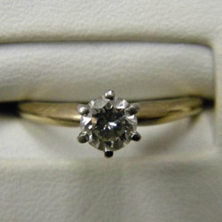 New Engagement Ring from Old Rings