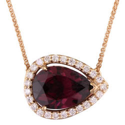Januarys Birthstone is the Glorious Garnet